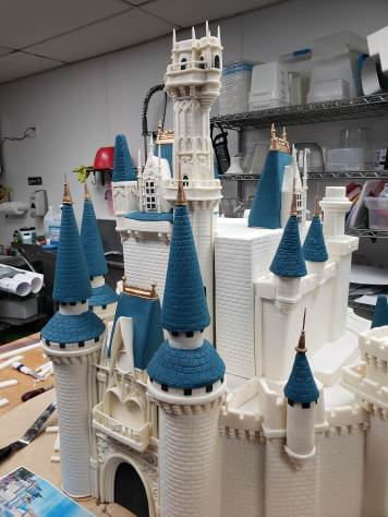 More towers added